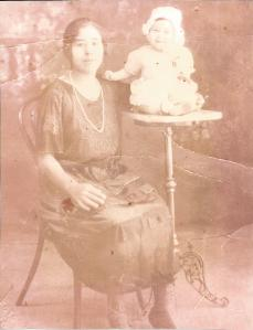 "A Treasured Family Tradition:  Great-Grandma was a ""Soldada"" During the Mexican Revolution"